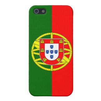 iPhone van de Vlag van Portugal iPhone 5 Case