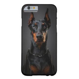 iPhone van Doberman 6/6s, nauwelijks daar Barely There iPhone 6 Hoesje