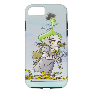 iPhone van FRANKY BUTTER MONSTER Apple 8/7 Tough iPhone 8/7 Hoesje