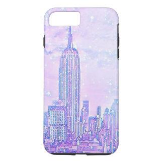 iPhone van het Leven van de stad 8 Plus/7 plus iPhone 8/7 Plus Hoesje
