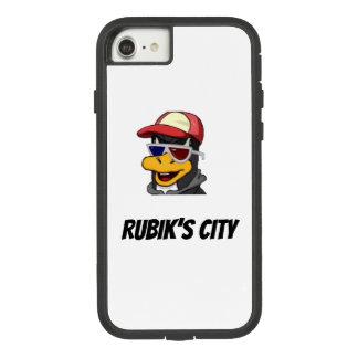 iPhone van Yee van de Stad van Rubik 8/7 Hoesje