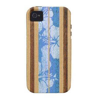 iPhone Vibe van de Surfplank van Haleiwa Vibe iPhone 4 Hoesje