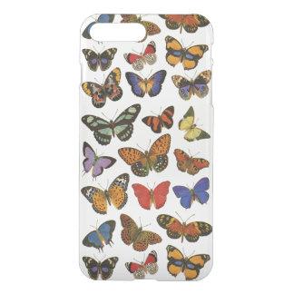 iPhone X/8/7 van vlinders plus Duidelijk Hoesje