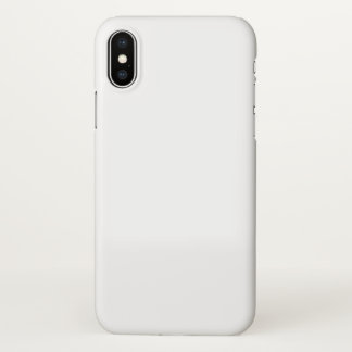 iPhone X van Apple Glanzend Hoesje