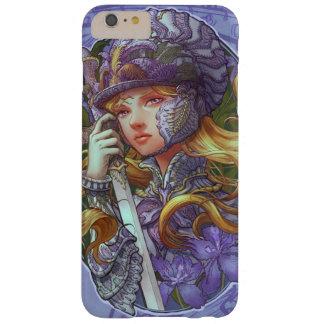 iPhonecase van de Ridder van de iris Barely There iPhone 6 Plus Hoesje