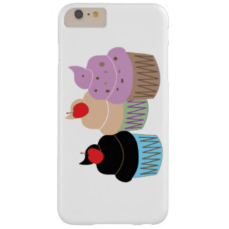 IphoneHoesje van Cupcakes Barely There iPhone 6 Plus Hoesje