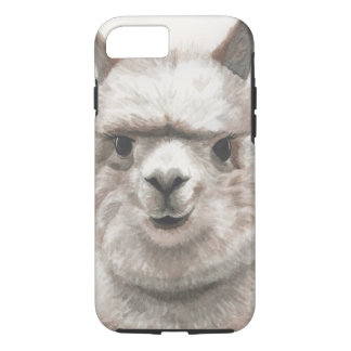 iPhoneHoesje van de alpaca iPhone 8/7 Hoesje