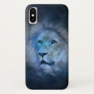 iPhonehoesje van de dierenriem - Leeuw iPhone X Hoesje