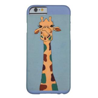 iPhonehoesje van de giraf Barely There iPhone 6 Hoesje