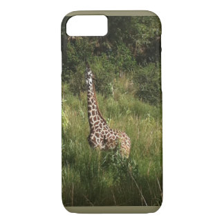 iPhonehoesje van de giraf iPhone 7 Hoesje