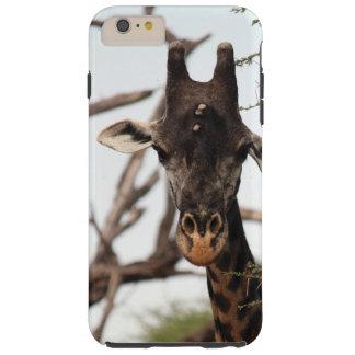 iPhoneHoesje van de giraf Tough iPhone 6 Plus Hoesje