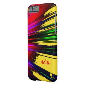 iPhonehoesje van de Hoogtepunten van Adan Rood en Barely There iPhone 6 Hoesje