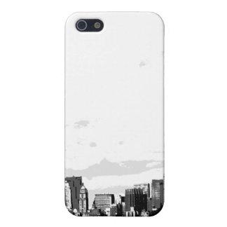 Iphonehoesje van de Horizon van de Stad van New Yo iPhone 5 Hoesjes
