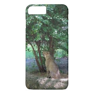 iPhoneHoesje van de jachtluipaard iPhone 8/7 Plus Hoesje