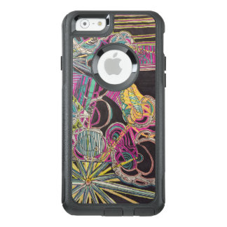 iPhoneHoesje van de kosmos OtterBox iPhone 6/6s Hoesje