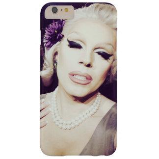 iPhonehoesje van de Parel van de diamant Barely There iPhone 6 Plus Hoesje