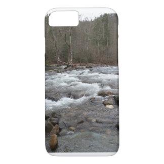 Iphonehoesje van de Rivier van de berg iPhone 7 Hoesje