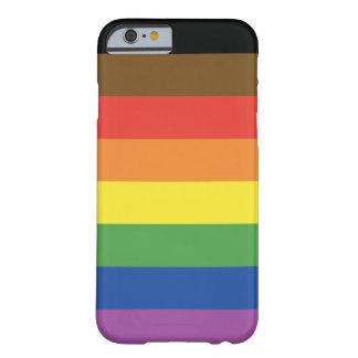 iPhonehoesje van de Vlag van de trots Barely There iPhone 6 Hoesje