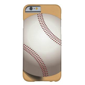 iPhoneHoesje van het honkbal Barely There iPhone 6 Hoesje
