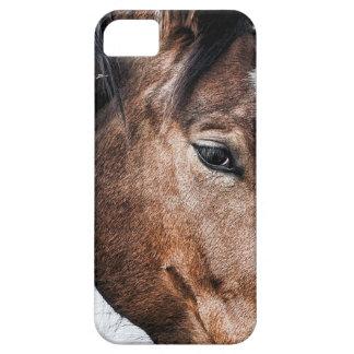Iphonehoesje van het paard barely there iPhone 5 hoesje