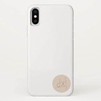 iPhoneX behandel | driveX iPhone X Hoesje