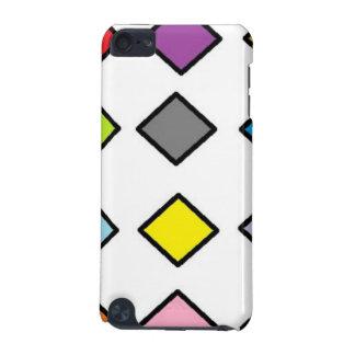 iPod Aanraking 5g, de kunst van het Hoesje van de