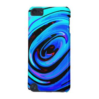 """iPod de 5de Generatie """"Blauw Voelen van het Hoesje"""