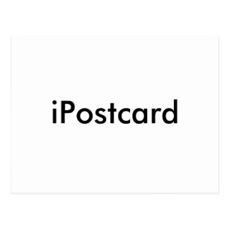 iPostcard Briefkaart