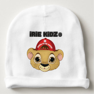 """IRIE KIDZ """"het Baby Beanie Leeuw van de van de Baby Mutsje"""
