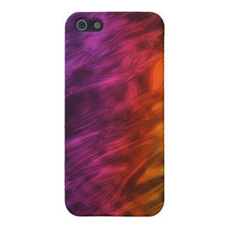 Iriserende Brand i iPhone 5 Hoesjes