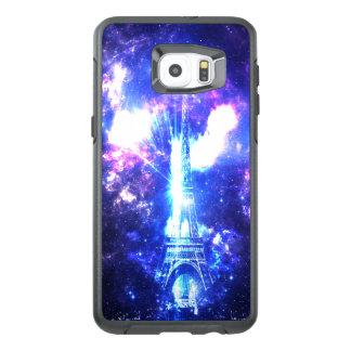 Iriserende Parijse Hemel OtterBox Samsung Galaxy S6 Edge Plus Hoesje