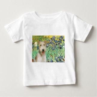 Irissen - de Fox-terrier van de Draad #1 Baby T Shirts