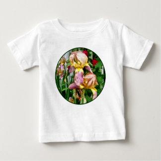Irissen door de Omheining van het Piket Baby T Shirts
