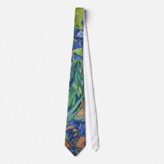 Irissen door Vincent van Gogh 1889 Stropdas