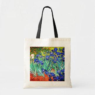 Irissen door Vincent van Gogh Draagtas