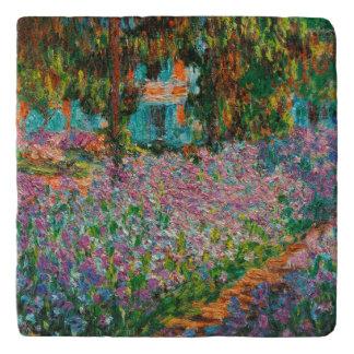 Irissen in Tuin Monets Trivet