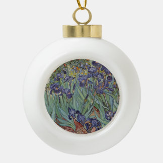 Irissen - Vincent Willem van Gogh Keramische Bal Ornament