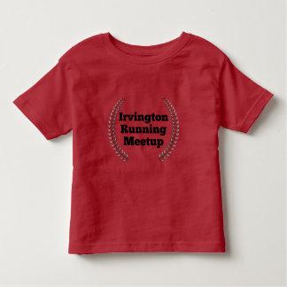 IRM Metaal & Zwart logoontwerp - Kinder Shirts