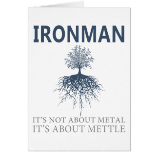 Ironman Wenskaart