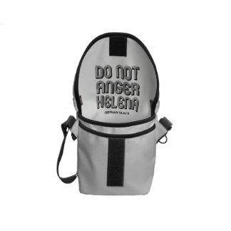 Irriteer geen Helena Courier Bag