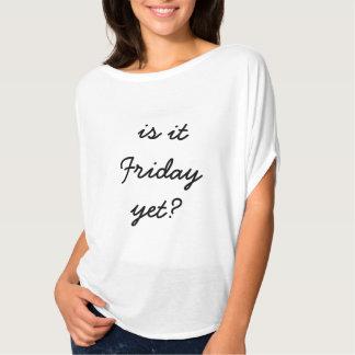 is het vrijdag maar toch overhemd t shirt