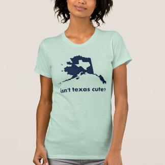 Is Leuk geen Texas In vergelijking met Alaska T Shirt