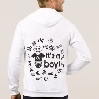 Is zwarte IT van de illustratie een JONGEN! Sweater