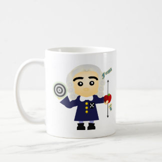 Isaac Newton Koffiemok