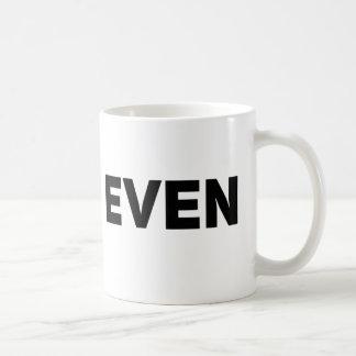 Isak en zelfs koffiemok