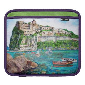 Ischia - iPad Horizontaal stootkussen iPad Sleeve