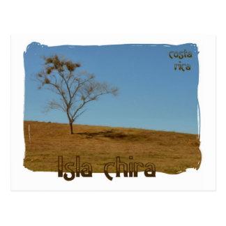Isla DE Chira Briefkaart