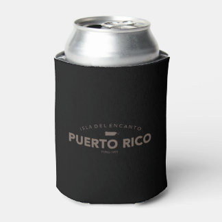 Isla del Encanto, Puerto Rico Blikjeskoeler