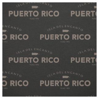 Isla del Encanto, Puerto Rico Stof