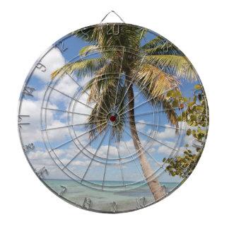 Isla Saona - Palm bij het Strand Dartbord